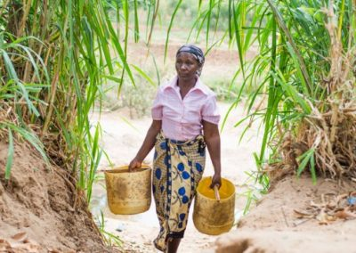 Resourcing grassroots women's social capital to build community resilience