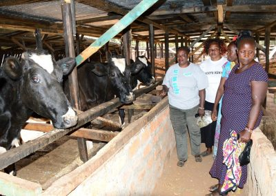 Accelerating Rural Women's Access to Markets and Trade