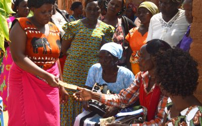 GROOTS SACCO, affordable and flexible financing for grassroots women