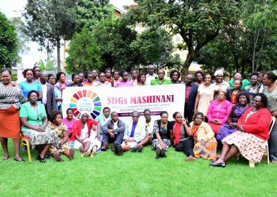 SDGs Mashinani; Data Driven National Level Advocacy for Gender Equality