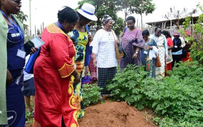 GROOTS Kenya, a reference for women's economic empowerment
