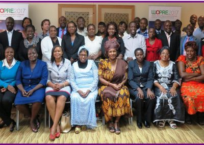 Promoting Gender Equality through supporting women to take up elective political posts