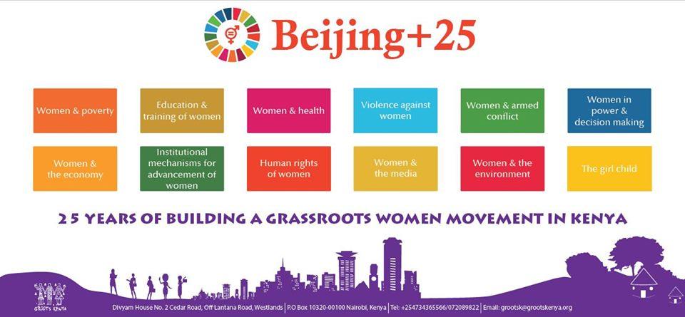 Beijing +25