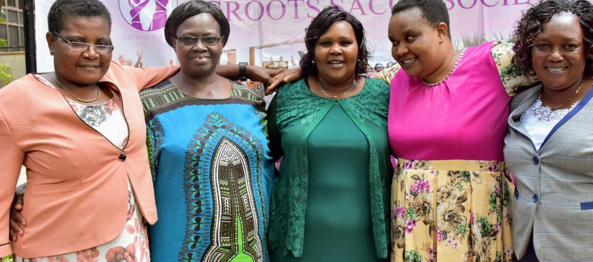 Grassroots Women Economic Empowerment – GROOTS Sacco