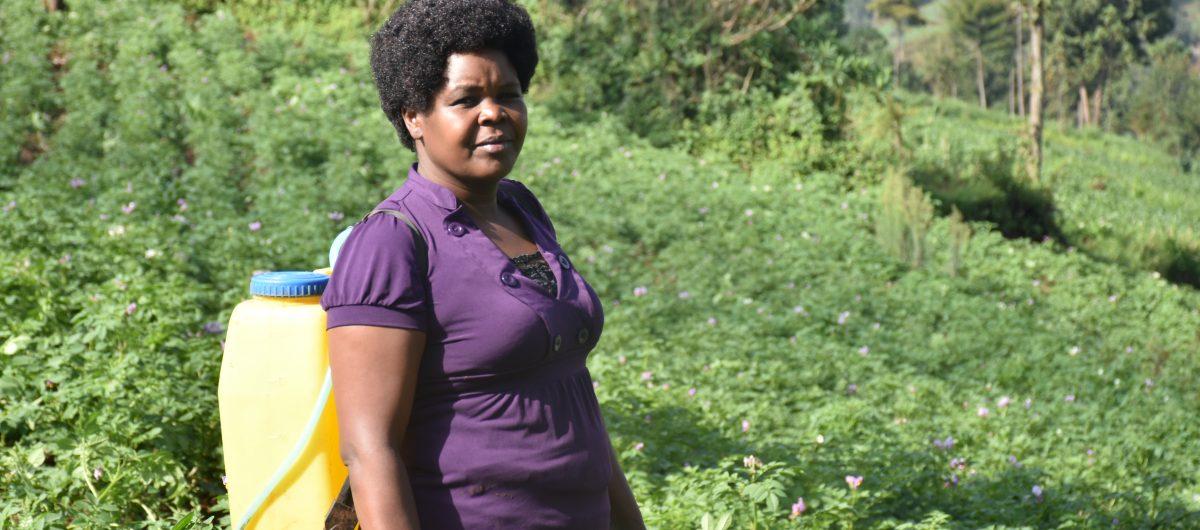 Dorcas Wanjiku Kigera