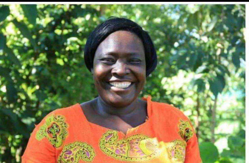 Mary Alwanyi _ Women in Minning Success Story