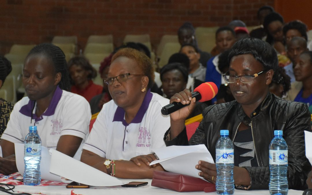 Lobby decries discriminative land reform programs against women