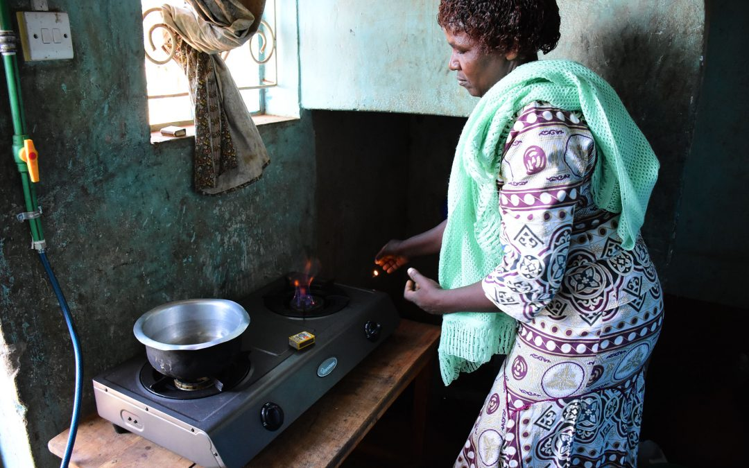 Clean Cooking – Jenifer Mutinda and Mary Mbole