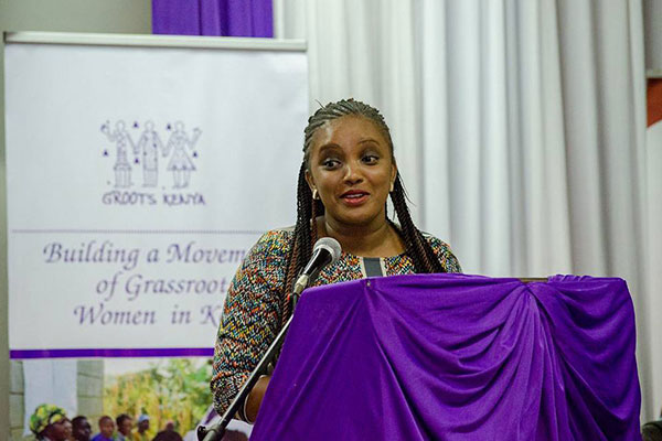 Survey shows most women in Nyanza, western own no land