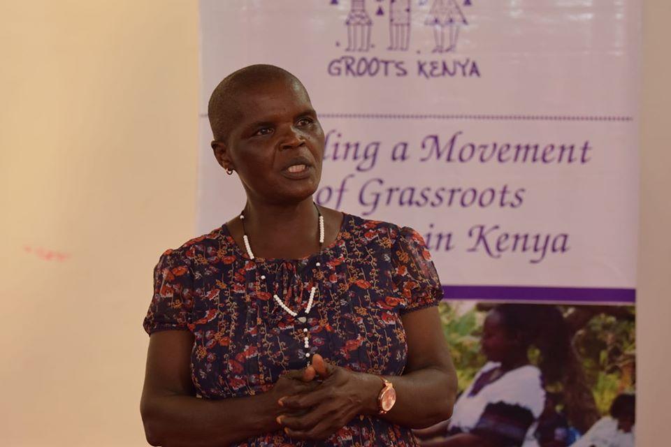 Jessica Kwete – Stories of Change