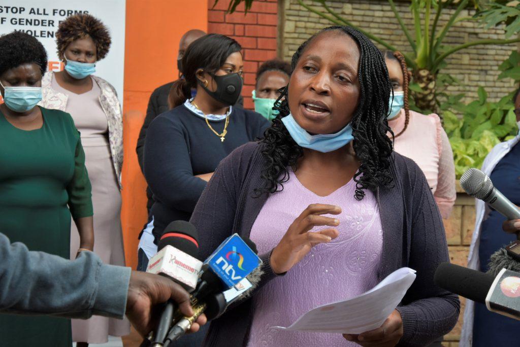 Gender Based Violence In Kiambu